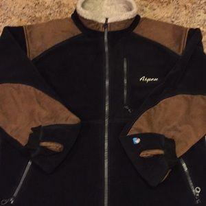 Men's Kuhl Alpenwurx fleece zip up jacket